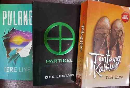 Kisah Sukses Tere Liye, Penulis Novel Bestseller Galau 02 Finansialku