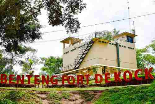 Bukittinggi, The Truly West Sumatera Tourism Pride 10 Fort de Kock - Finansialku