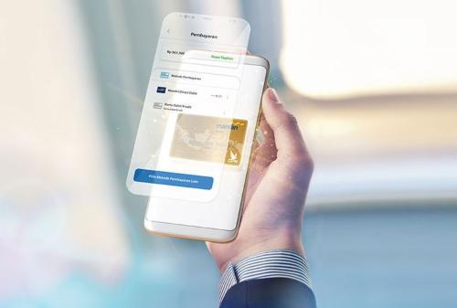 Permudah Belanja Online, Bank Mandiri Luncurkan Mandiri Direct Debit 01