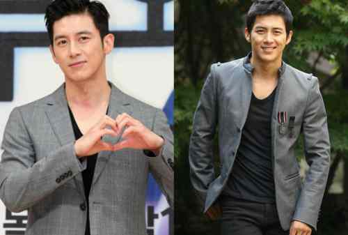 Hot Ajusshi Check! Kepoin Aktor Korea Paling Ganteng Berusia Mapan Ini Go Soo o4 Finansialku