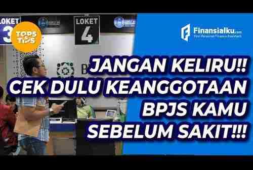 VIDEO_Cek keanggotaan BPJS Dengan Cara Ini!!