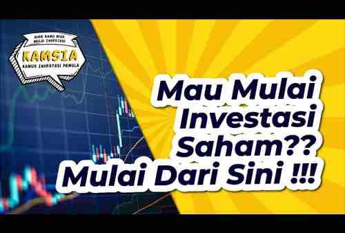 VIDEO_Panduan saham pemula