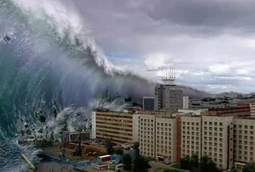Heboh! Pulau Jawa Diprediksi Tsunami 20 Meter, Begini Jelasnya 01