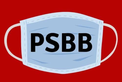 Tarik Rem Darurat, PSBB Jakarta Kembali Seperti Awal Pandemi 01