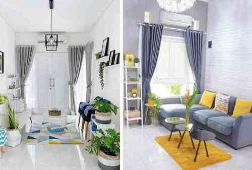 Rumah Sempit Baca Rekomendasi Dekorasi Ruang Tamu yang Cocok! 01 - Finansialku