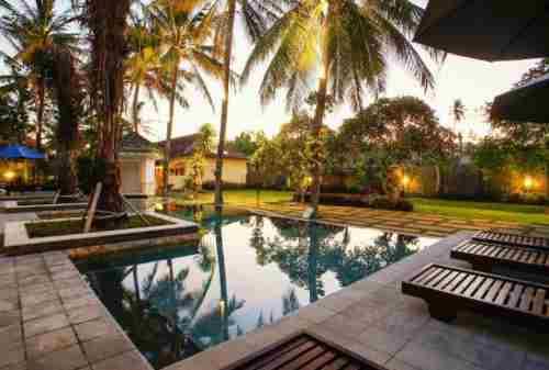 Segara Anak Hotel Lombok