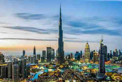 Tak Hanya Gedung Tertinggi, Ini Fakta Unik Dubai yang Belum Diketahui! 01 - Finansialku