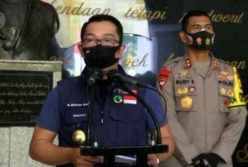 Kang Emil Terapkan PSBM, bukan PSBB, di Wilayah Bodebek 01