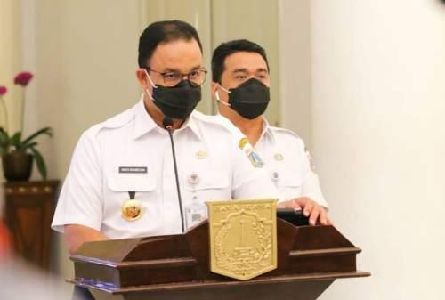 Tarik Rem Darurat, PSBB Jakarta Kembali Seperti Awal Pandemi 02
