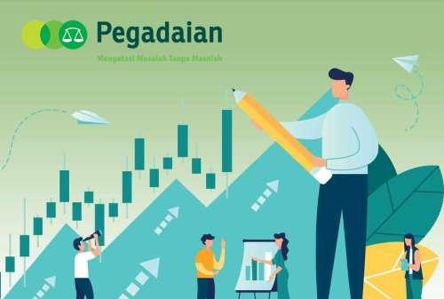 Cara Mengajukan Gadai Efek (Saham dan Obligasi) Pegadaian di Pegadaian Digital - Finansialku