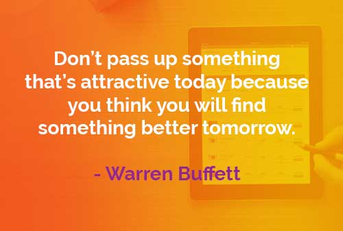 Kata-kata Bijak Warren Buffett Jangan Lewatkan Hari Ini - Finansialku
