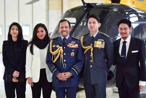 03Kabar Duka, Pangeran Brunei Abdul Azim Meninggal Dunia
