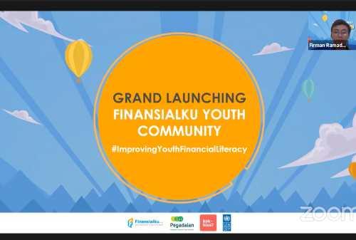 Finansialku Youth Festival 2020 Ajak Kaum Muda Melek Finansial 1