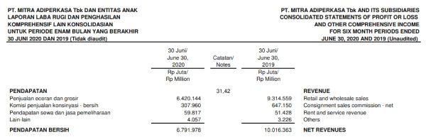 Pict Consolidated Financial Statements MAPI, June 2020 a