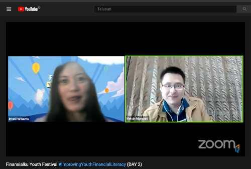 Finansialku Youth Festival 2020 Ajak Kaum Muda Melek Finansial Day 2-1