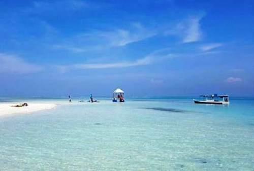 Kepulauan Seribu Pulau Gosong