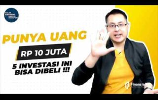 VIDEO_Investasi kurang dari 10 juta