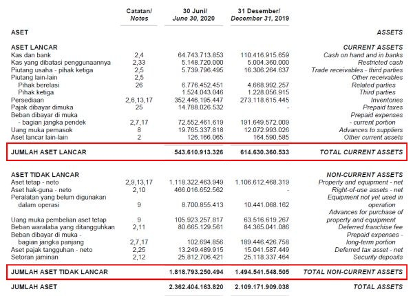 PPZA Consolidated financial statements as of June 30, 2020 2 (1)