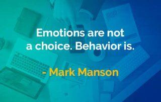 Kata-kata Bijak Mark Manson Emosi dan Perilaku - Finansialku