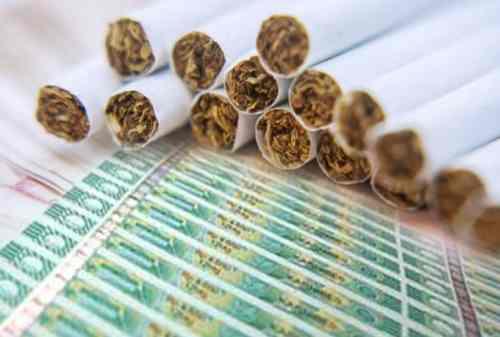 Siap-siap! Tahun Depan Cukai Rokok Naik 12,5%, Ini Rinciannya 01
