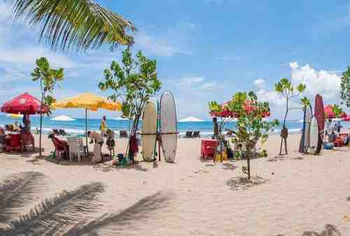 Recommended! 9 Places You Must Visit in Kuta Bali Kuta Beach