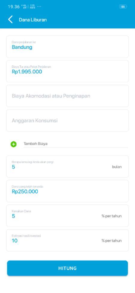 Berapa Dana Liburan Ke Bandung Untuk Tiga Hari Dua Malam 05 Aplikasi Finansialku - Finansialku