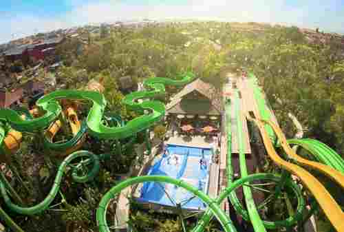 Recommended! 9 Places You Must Visit in Kuta Bali waterbom