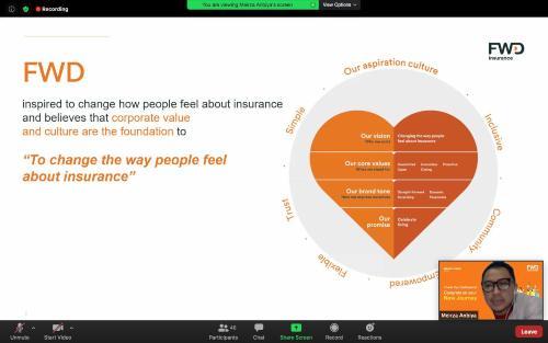 Tips Karir yang Ideal di Masa Pandemi Bersama FWD X Finansialku 6