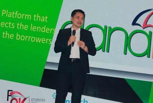 Founder and Money Kisah Bidoarjo Rustanto, Luncurkan 'Danain Kasbon' Lawan Fintech Ilegal 02 - Finansialku