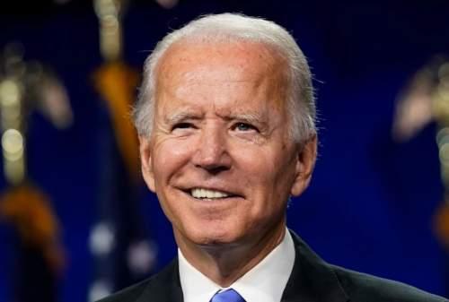 Joe Biden Resmi Jadi Presiden Amerika Serikat (AS) yang Ke-46 01