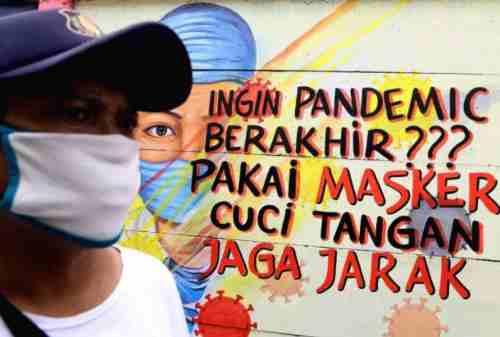 Indonesia Catat Lebih Dari 1 Juta Kasus Covid-19, Tertinggi Di ASEAN 02