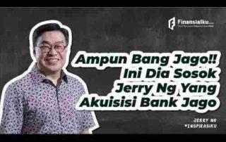 VIDEO_Bank Jago - Jerry Ng Akuisisi ARTO Sampai Jadi Milyarder