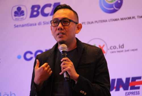Founder & Money CEO Tram Digital Solution, Erwin Panigoro 01 - Finansialku