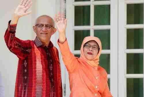 Mengenal Halimah Yacob, Presiden Wanita Pertama di Singapura 03 - Finansialku