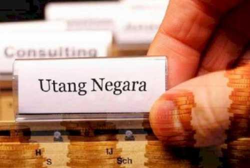 Utang Pemerintah Indonesia Bengkak Hingga Rp 6.000 T, Ini Penyebabnya 01
