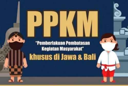 PPKM Di Wilayah Jawa-Bali Diperpanjangkan Lagi, Begini Aturannya 01
