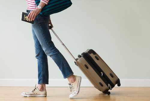 Tips Praktis Travelling Tanpa Bagasi (BONUS Cara Mengepak Barang) 01 - Finansialku
