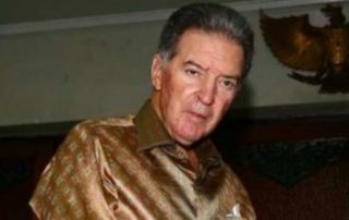 Jim Bob Morrett, Pendiri Freeport Meninggal Dunia 01
