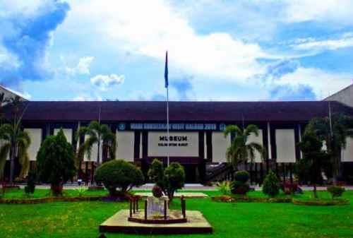 Wisata Pontianak Museum Negeri Sejarah Budaya Kalimantan Barat