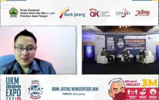 Finansialku X DKUKM Jateng_ Permodalan dan Literasi Keuangan Menjadi Bekal Untuk Para Pegiat UKM 01