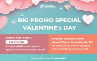 Love Language Finansialku di Hari Valentine 2021