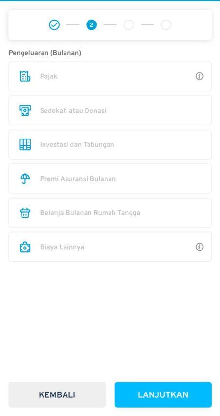 Panduan Melakukan Financial Check Up di Aplikasi dan Website Finansialku 1-4b