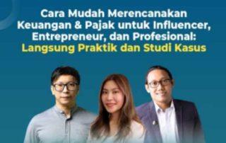 Finansialku Gelar Webinar Cara Mudah Rencakanan Keuangan dan Pajak poster (1)