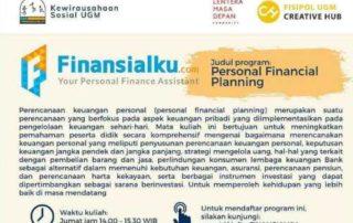 Finansialku X Kewirausahaan Sosial UGM_ Inovasi Belajar Keuangan Melalui Kuliah 00