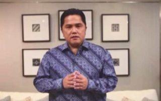Erick Thohir Resmi Bentuk Indonesia Battery Corporation (IBC) 01