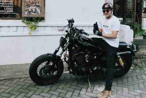 Founder & Money Motoside Supply, Clothing Line Kece Untuk Anak Moge 02 - Finansialku
