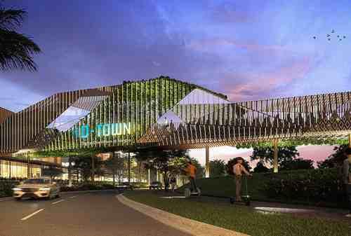 Nongsa D-Town, Kota Digital Punya Indonesia di Batam 02