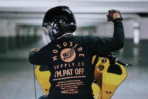 Founder & Money Motoside Supply, Clothing Line Kece Untuk Anak Moge 04 - Finansialku