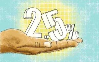 Gaji Pegawai Bakal Dipotong Zakat 2,5%, Kenapa_ 01