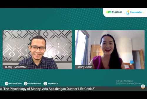 KoFi Finansialku The Psychology of Money Ada Apa dengan Quarter Life Crisis 03